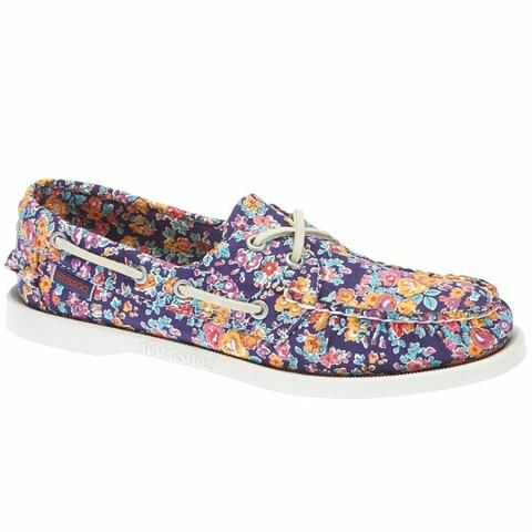 Sebago Women's Docksides Boat Shoes Tatum Print