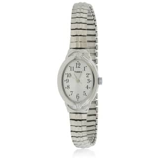 Timex Stainless Steel Ladies watch T2n981|https://ak1.ostkcdn.com/images/products/17804284/P23998605.jpg?impolicy=medium