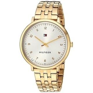 Tommy Hilfiger Gold-Tone Ladies Watch 1781761