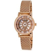 Wittnauer Charlotte Rose Gold-Tone Ladies Watch WN4036