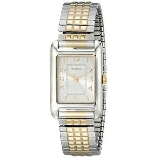 Timex Two-Tone Ladies Watch T2P305