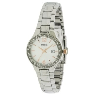 Seiko Stainless Steel Ladies Watch SUR769