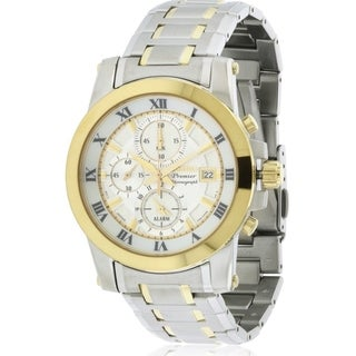 Seiko Premier Chronograph Mens Watch SNAF32P1