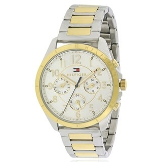 Tommy Hilfiger Two-Tone Ladies Watch 1781607