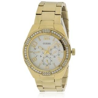 GUESS Gold-Tone Ladies Watch U0729L2