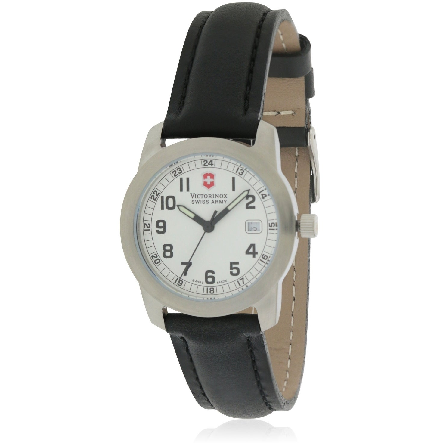 Swiss Army Victorinox Field Ladies Watch 24995B.CB, White...