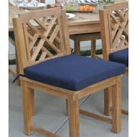 Willow Creek Outdoor Sunbrella Dining Chair Cushion