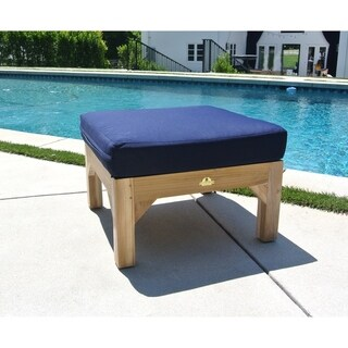 Willow Creek Outdoor Sunbrella Ottoman Cushion