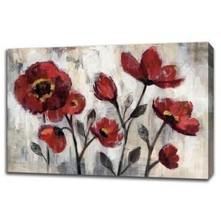 Floral Simplicity BySilvia Vassileva, Gallery Wrap Canvas - 45 x 30