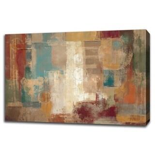 Oriental Trip By Silvia Vassileva, Gallery Wrap Canvas