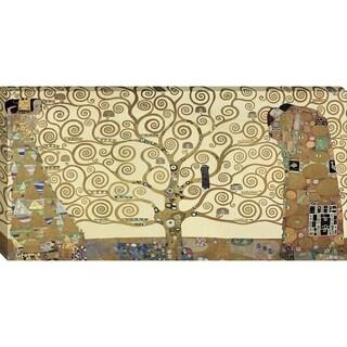 The Tree Of Life By Gustav Klimt, Wall Art