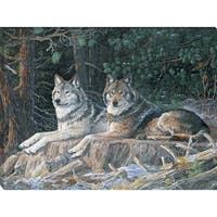 Leaders Of The Pack By Terry Doughty, Fine Art Print
