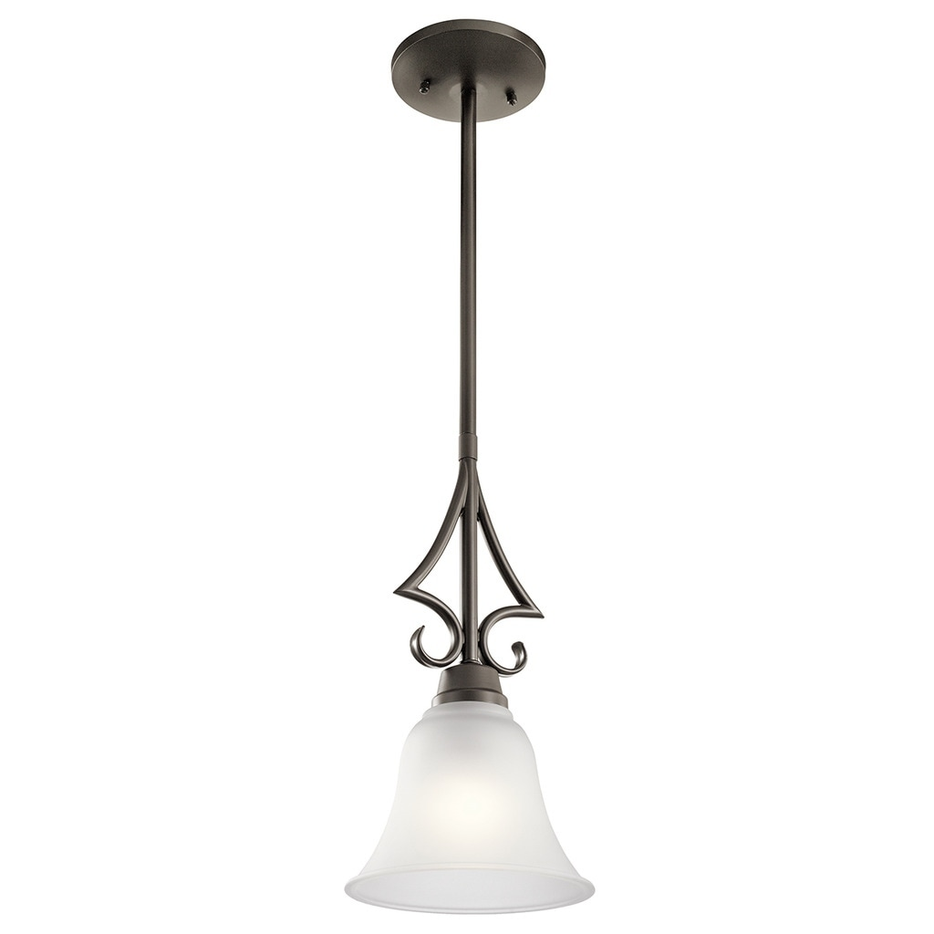 Copper Grove Howe 1-light Olde Bronze Mini Pendant
