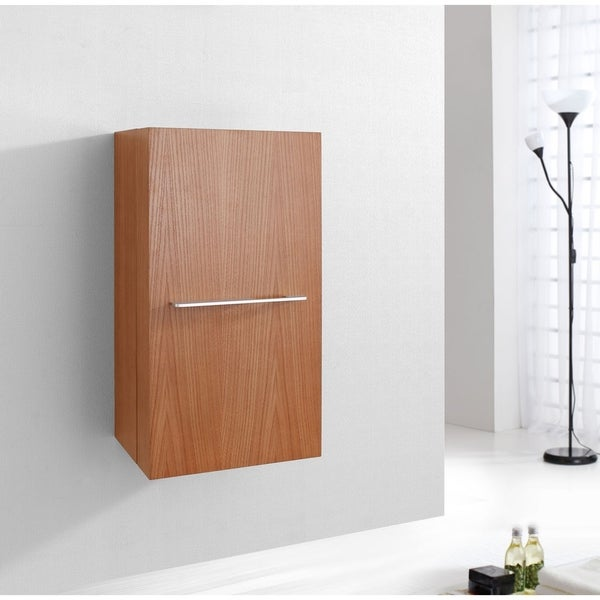 Virtu USA Carvell 16-inch Linen Cabinet Only