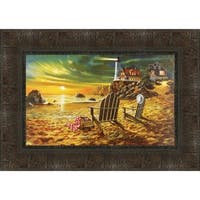 Seaside Rendezvous, Fine Art Print