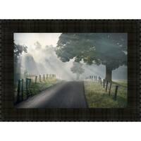Misty By Todd Mcphetridge, Fine Art Print