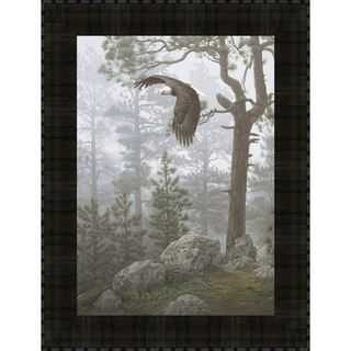 Shrouded Forest By Daniel Smith, Fine Art Print
