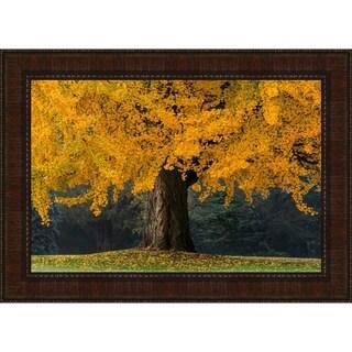 Golden Biloba, Fine Art Print
