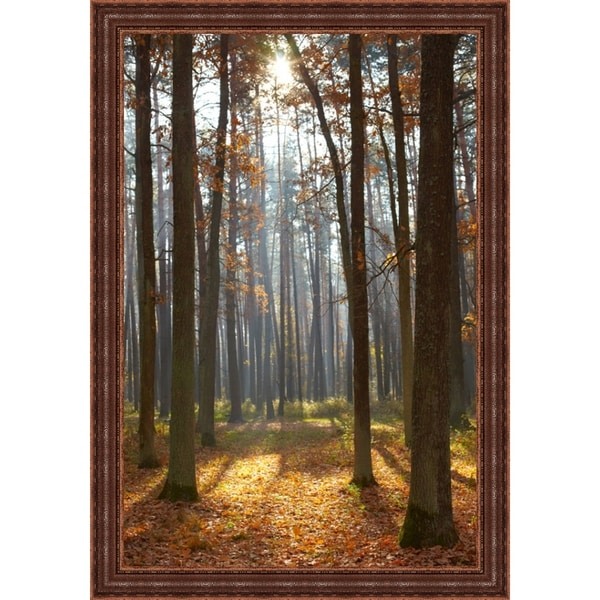Autumn Forest, Fine Art Print