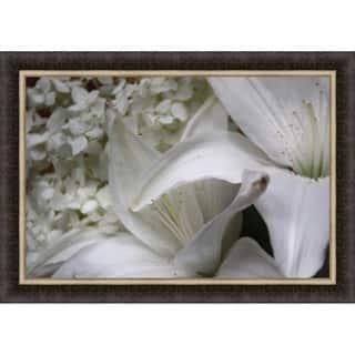 White Lily By Bill Kellett, Wall Art