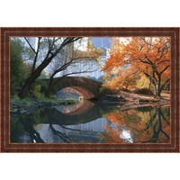 Gapstow Bridge By Michael Chen, Fine Art Print