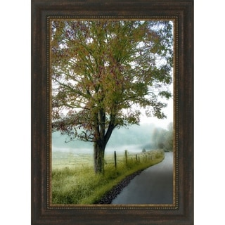 Almost Autumn By C. Burt, Wall Art