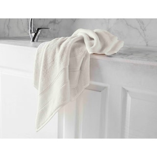Pinehurst Collection Grund America Certified 100-percent Organic Cotton Ivory Towels