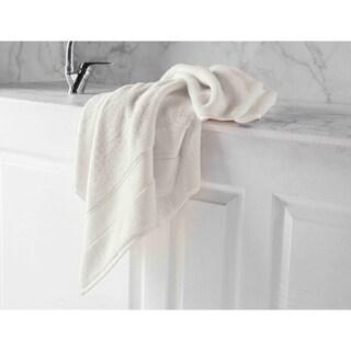 Grund Certified Organic Cotton Towel Sheet, Pinehurst Collection, Ivory