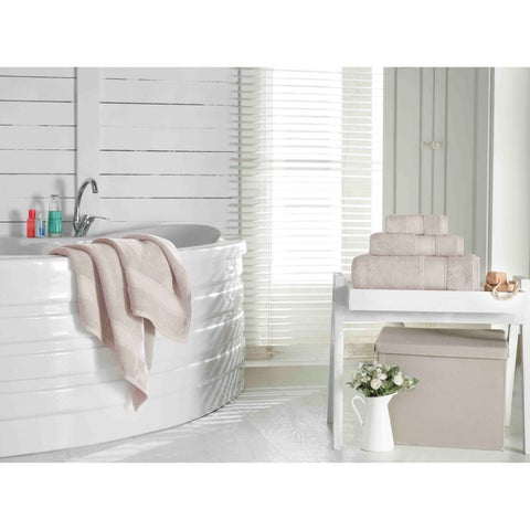 Grund America Certified 100% Organic Cotton Towels, Pinehurst Collection (Driftwood)