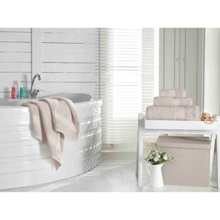 Grund America Certified 100% Organic Cotton Towels, Pinehurst Collection (Driftwood)