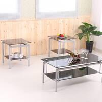 Innovex Onyx Coffee/End Table Set
