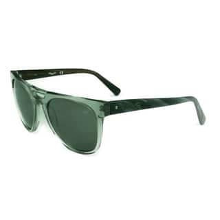 Kenneth Cole Unisex KC7197 20N Clear/Grey w/ Green/Grey Lens Sunglasses|https://ak1.ostkcdn.com/images/products/17805408/P23999503.jpg?impolicy=medium