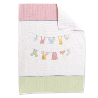 Clothesline Baby Quilt