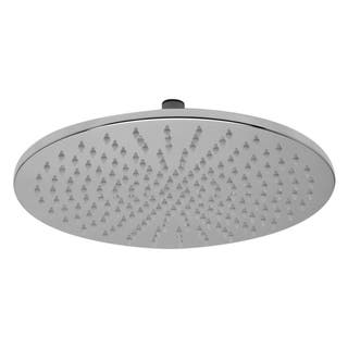 "ALFI brand LED12R-PC Polished Chrome 12"" Round Multi Color LED Rain Shower Head