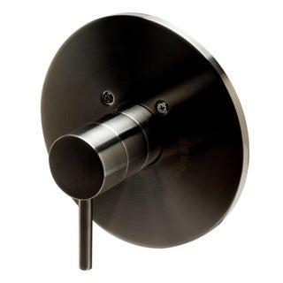 ALFI brand AB1601-PC Polished Chrome Pressure Balanced Round Shower Mixer