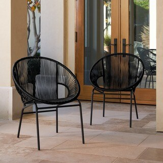 Black Wicker Patio Furniture Find Great Outdoor Seating Dining
