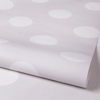Graham & Brown Dotty Grey Wallpaper
