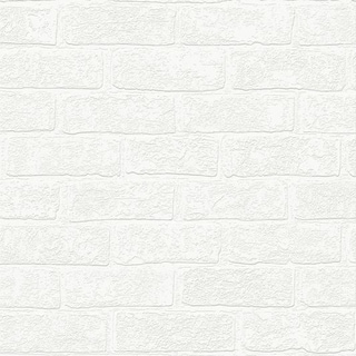 Graham & Brown Urban Brick Paintable Wallpaper