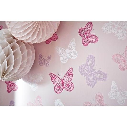 Graham & Brown Butterfly Wallpaper