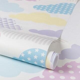 Graham & Brown Marshmallow Clouds Wallpaper