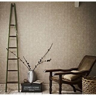 Graham & Brown Driftwood Beige Wallpaper