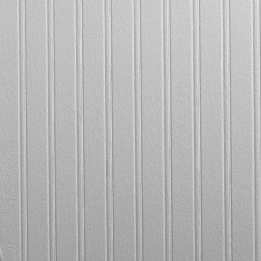 Graham Brown Beadboard Pre Pasted Paintable Wallpaper