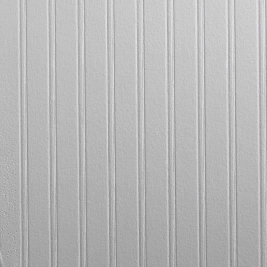 Graham & Brown Beadboard Pre-pasted Paintable Wallpaper, ...