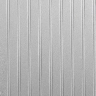 Graham & Brown Beadboard Pre-pasted Paintable Wallpaper