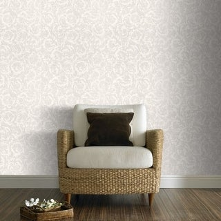 Graham & Brown Swirl Paintable Wallpaper