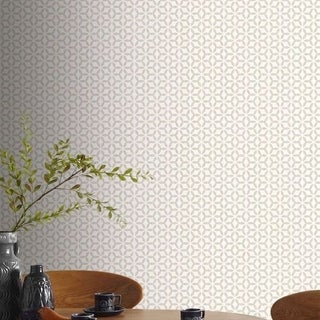 Graham & Brown Helice Taupe Wallpaper