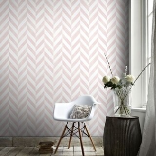 Graham & Brown Italie Pink Wallpaper