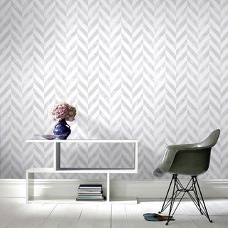 Graham & Brown Italie Silver Wallpaper