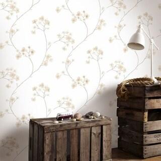 Graham & Brown Radiance Natural Wallpaper