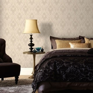 Graham & Brown Royale Neutral Wallpaper
